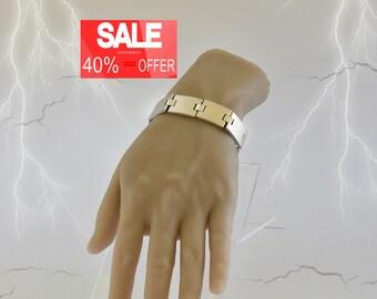 Stainless Steel Bracelet, stainless steel cuff bracelet