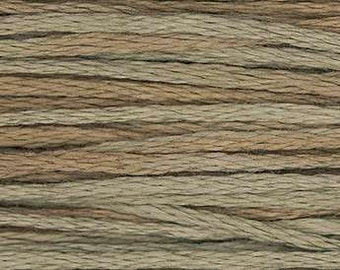 1173 Confederate Gray - Weeks Dye Works 6 Strand Floss