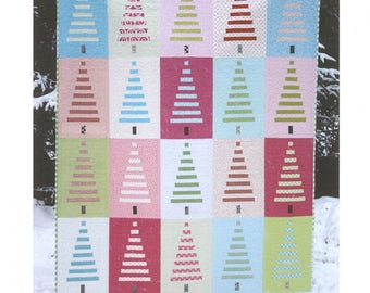 QUILTING FUN (Quilt Pattern) - TREES! - Design by Amanda Jean Nyberg