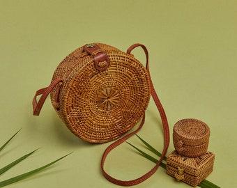 The rose mini bag