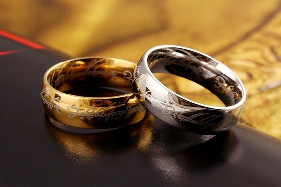 The Hobbit & Lord of the Rings One Ring to Rule Them