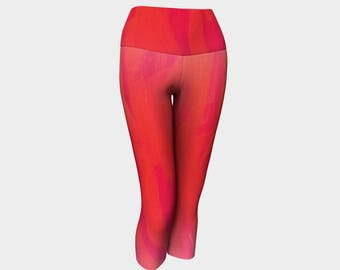 Pink Lady: Your hot for yoga. Feel good in my leggings. They are ultra comfortable. Youw will love them! Douglas....