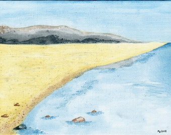 "ORIGINAL On the Beach ""Ostsee"" (Baltic Sea)"