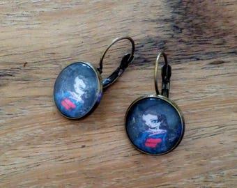 Earrings 'Hana'