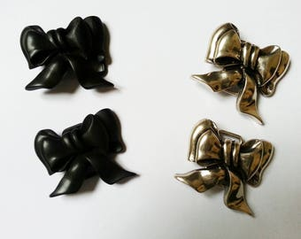 Metal knot belt buckle