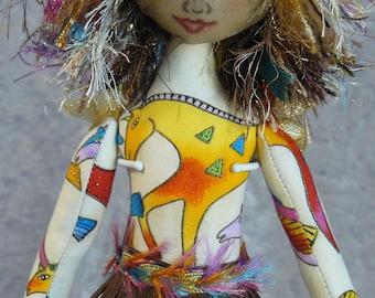 "Chepi Fairy Doll - 12"" Pixelle"