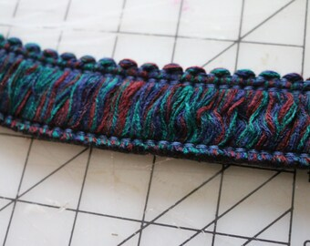 29 Fringe 1.25 inches wide Beautiful Colors