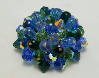Green And Blue Pin