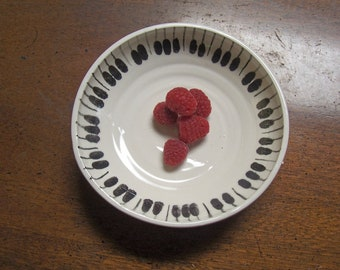 cereal size piano bowl