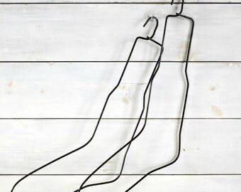 Vintage Wire Sock Forms