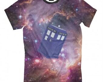 Doctor Who Tardis  Men's Women's All Sizes