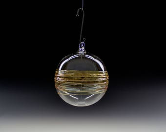 Hand Blown Ornament