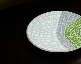 """Bamboo Mosaic Bowl """"Minimalist"""""""