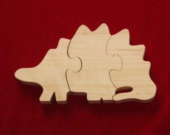 Large Stegasaurus Puzzle