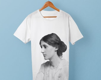 Virginia Woolf Shirt - Vintage
