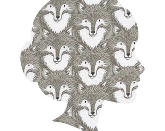 FOXES /Lucy and Mabs Reusable pad or pantyliner / Made to Order