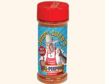 Texas Steak Seasoning No-MSG, Champion All Purpose Texas BBQ Rib Rub Seasoning Mix/ Best Wild Game Seasoning, BBQ Chicken Rub No Msg
