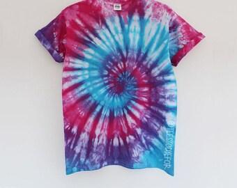 Malibu Tie Dye Rainbow T-shirt
