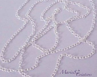 Chain Extension 20 30 50 CM - sterling silver