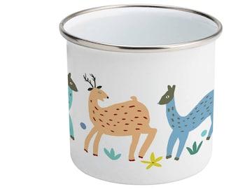 Fawn • Enamel Mug