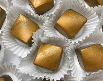 Handmade Peanut Butter Chocolate Truffles