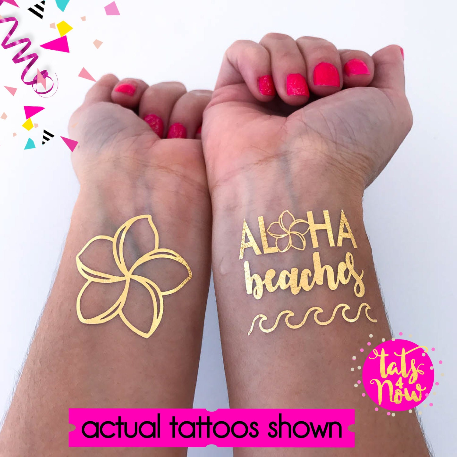 Aloha Bride / Aloha Beaches / Beach Wedding / Bachelorette