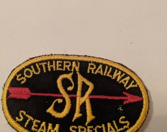 Southern Railway Steam Specials Patch