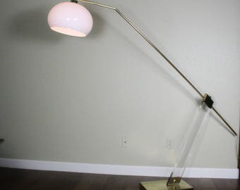 Arc Floor Lamp Etsy
