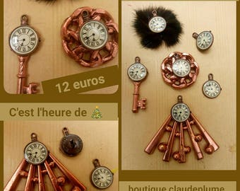 6 time jewelry steampunk