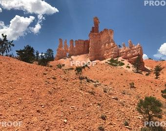 Digital Photo of Landscape