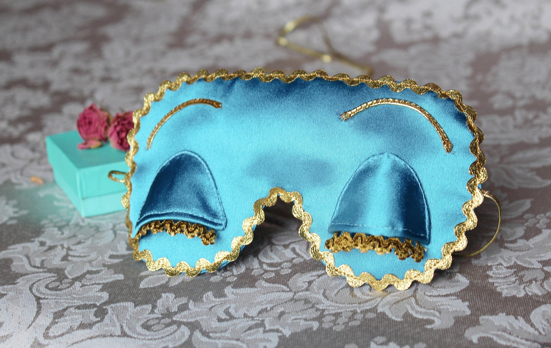Holly Golightly Eye Sleep Mask Satin Breakfast At # Hepburn Muebles