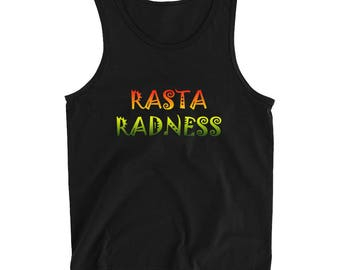 Rasta Radness Tank Top