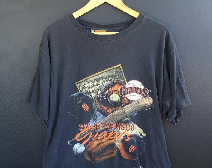 San Francisco Giants MLB 1993 vintage Tshirt