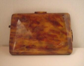 Exquisite Bakelite purse