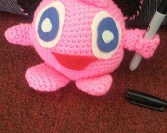 Jigglypuff look a like