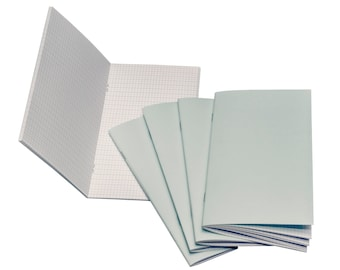 Traveler's Notebook Insert - Three Pack (Grids with Lines)