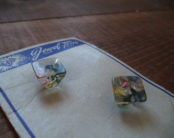 Vintage Carded Buttons