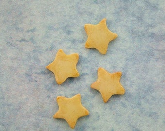 Tiny Star Embellishment set of 4