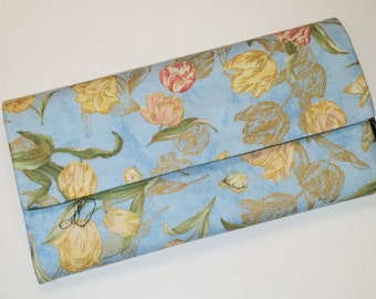 Envelope Wallet / Tulip Wallet / Wristlet / Clutch / Cell phone / Check book