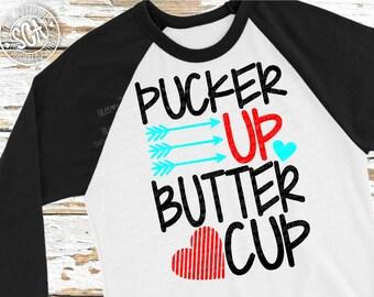 Valentine svg, Pucker up Buttercup svg, Mamas boy svg, Valentines Day SVG, valentine cut file, boys valentine svg, socuteappliques