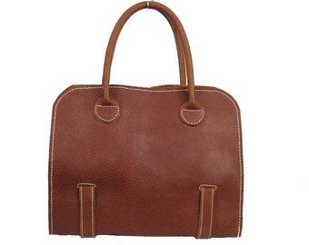 Architect Plans Bag/Carrier Leather