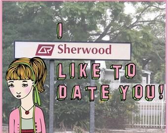 Brisbane Card - Sherwood