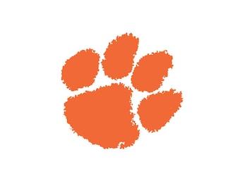 Clemson Tigers - Die Cut Decal