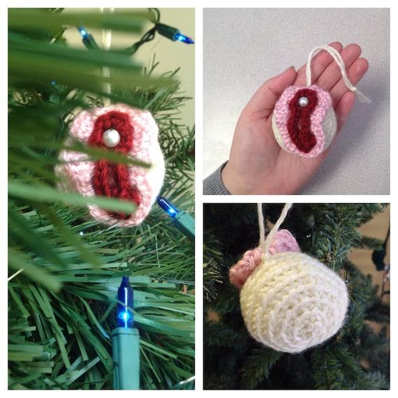Vagina-Plüsch-Ornament Vagina Spielzeug weibliche Anatomie