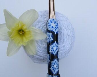 Chunky Yarn Bates Size N Crochet Hook, Susan Bates, Handmade Crochet Hook, Chunky Yarn, Size N Hook