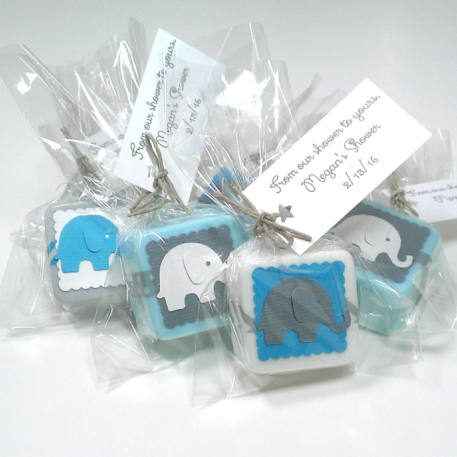 Elephant baby shower favors elephant shower favors baby zoom negle Image collections