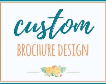 Brochure Design, Brochure, Graphic Design, Brochure Template, Trifold Brochure, Wedding Brochure, Photography Brochure, business, Digital