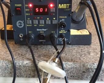 Vintage PACE MBT250  Universal Soldering/Desoldering System