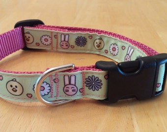 Happy Easter Dog Collar