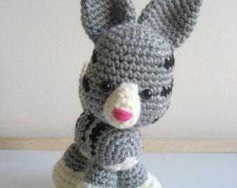 Amigurumi Crochet Kitty Pattern